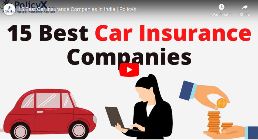 15 Best Car Insurance Companies In India