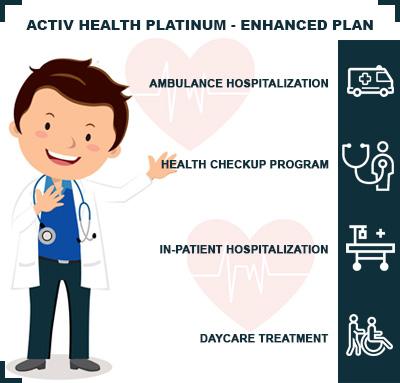 Activ Health Platinum - Enhanced Plan