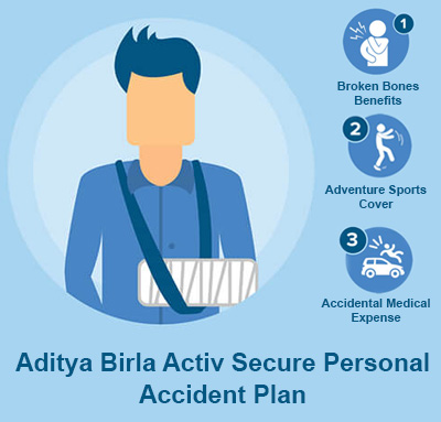 Activ Secure Personal Accident Plan