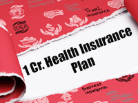 1 Crore Health Insurance Plan