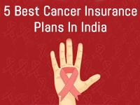 5 Best Cancer Insurance Plans