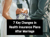 Changes in Health Insurance Plans After Marriage