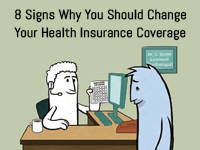 why to change health insurance policy