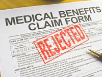 appeal against rejected health insurance claim