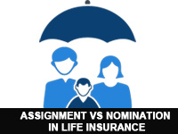 Assignment vs Nomination in Life Insurance