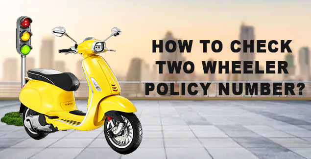 Bike Insurance Policy Number
