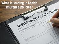Loading In Health Insurance