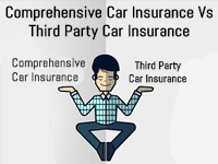 comprehensive vs 3rd party car insurance