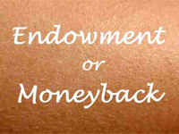endowment & money-back
