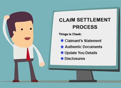 smooth life insurance claim settlement