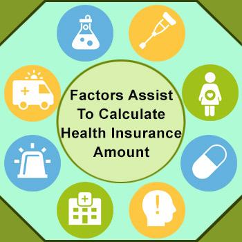 health insurance premium calculate