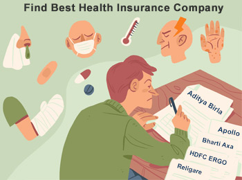 find health insurance company