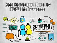 best hdfc pension plans
