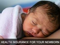 Newborn Health Insurance Plan