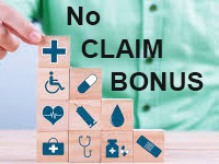 no claim bonus in health insurance