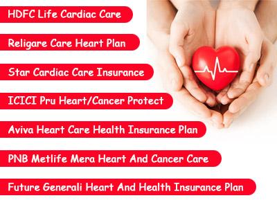 cardiac care health insurance plans