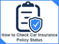 Car Insurance Policy Status