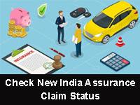 New India Assurance Claim Status
