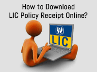 How To Download LIC Policy Receipt Online
