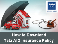 Download Tata AIG Policy