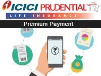 ICICI Prudential Premium Payment