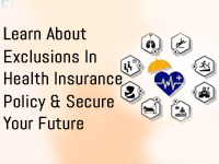 health insurance exclusion