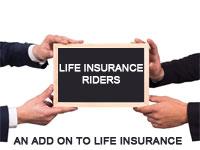life-insurance-riders