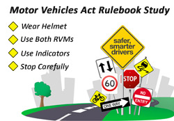 driving rule book