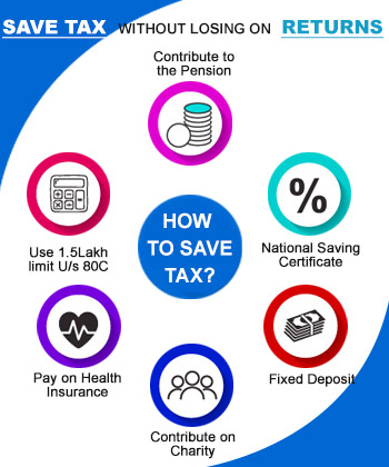 How To Save Tax?