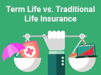 term vs life insurance
