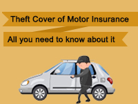 theft cover in motor insurance