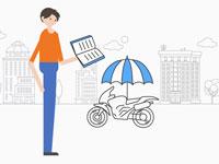 bike insurance policy status