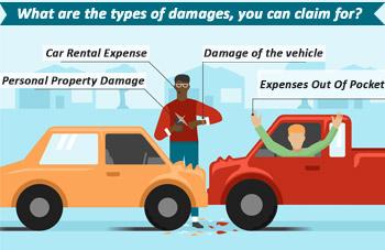 car damages