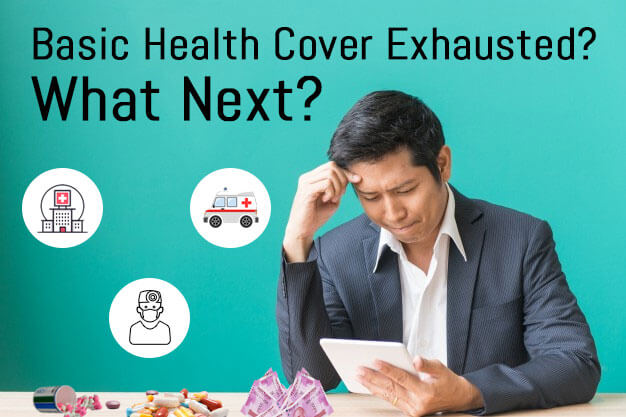 Health Coverage Exhausted