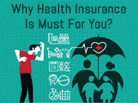 health insurance is must