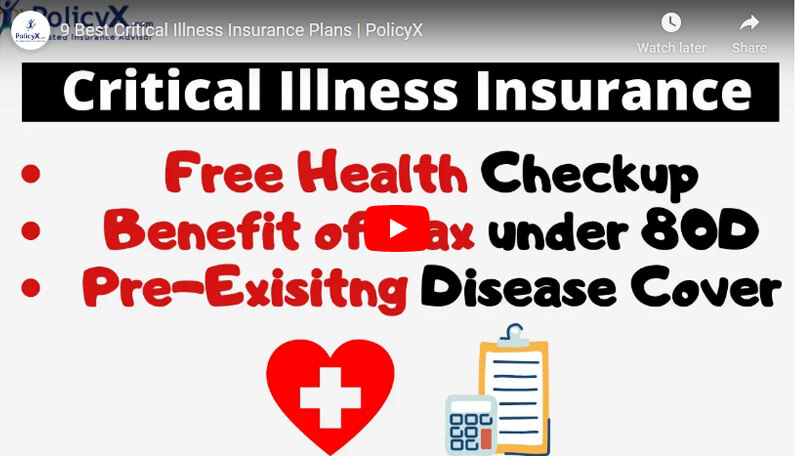 Best Critical Illness Insurance