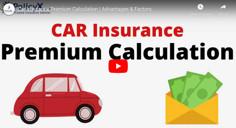Car Insurance Premiums Calculated