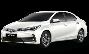 Toyota  Coorlla Altis