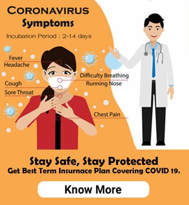 coronavirus life insurance plans