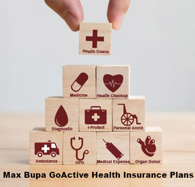 GoActive Health Insurance Plans