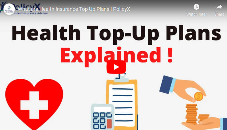Health Top Up Plans