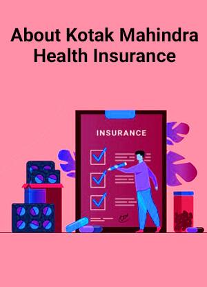 Kotak Mahindra Health Insurance