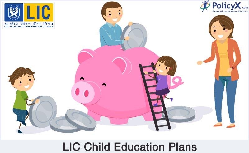 lic child plan