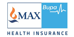 Max Bupa Personal Accident