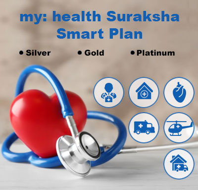 my: health Suraksha Smart Plan