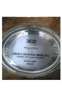 CIO Award by Green LT Enterprise Award 2013