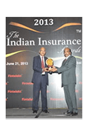 The Indian Insurance Awards 2013