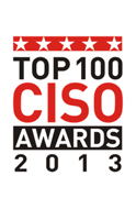 Top 100 CISO Awards 2013