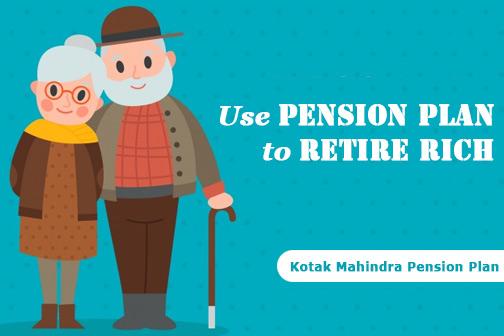 Kotak Mahindra Pension Plans
