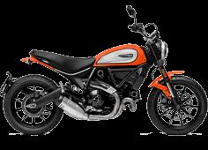 Ducati Scramble